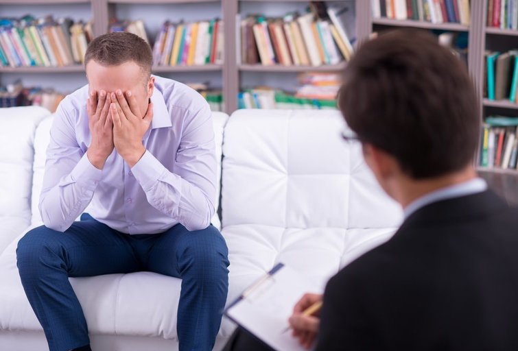 Psichoterapija (nuotr. Shutterstock.com)