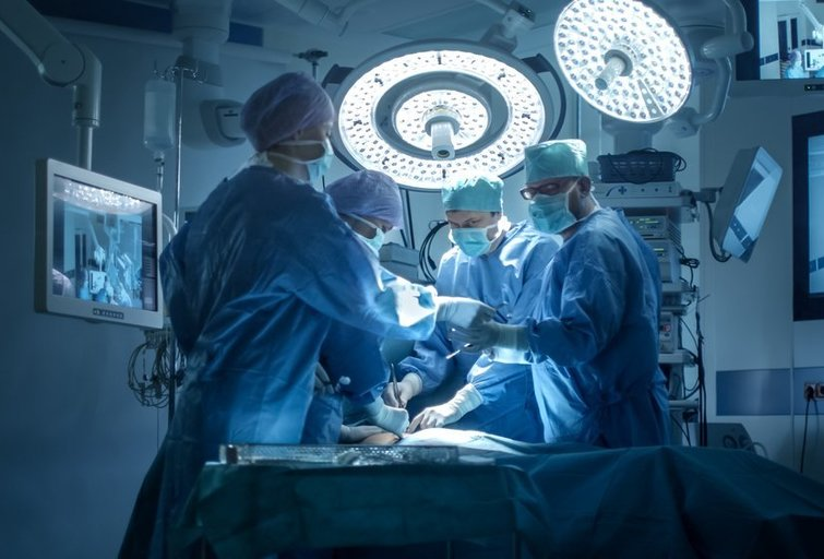 Operacija (nuotr. Shutterstock.com)
