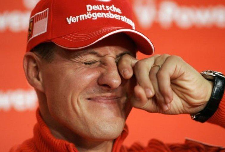 Michaelis Schumacheris (nuotr. Getty)