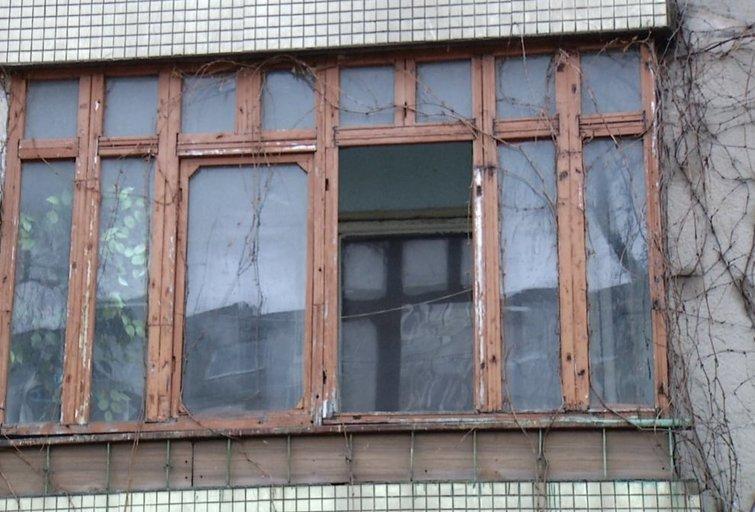 Balkonas (nuotr. stop kadras)