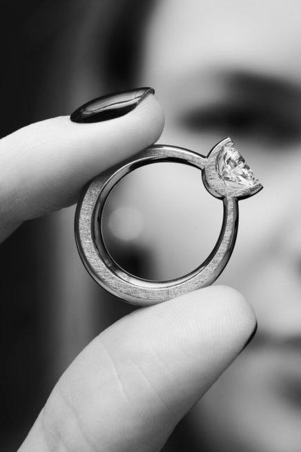 """Žiedas (nuotr. """"Martinėlis & Co"""" )"""