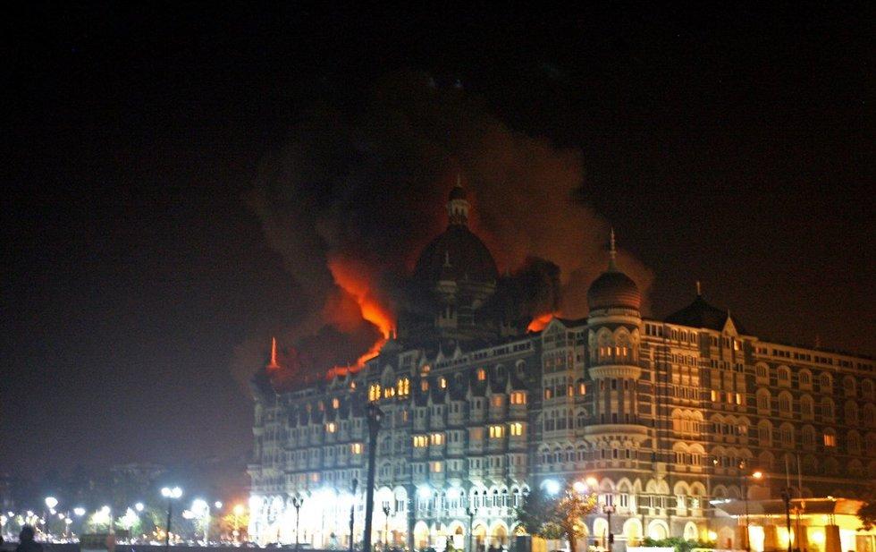 Teroro išpuolis Mumbajuje: smogikai pribloškė savo pasirengimu (nuotr. SCANPIX)