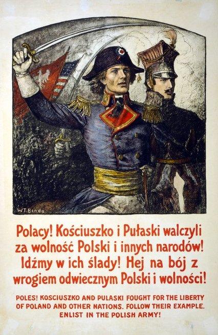 Lenkijos-Lietuvos generolas ir JAV herojus galėjo būti moterimi (nuotr. Vida Press)