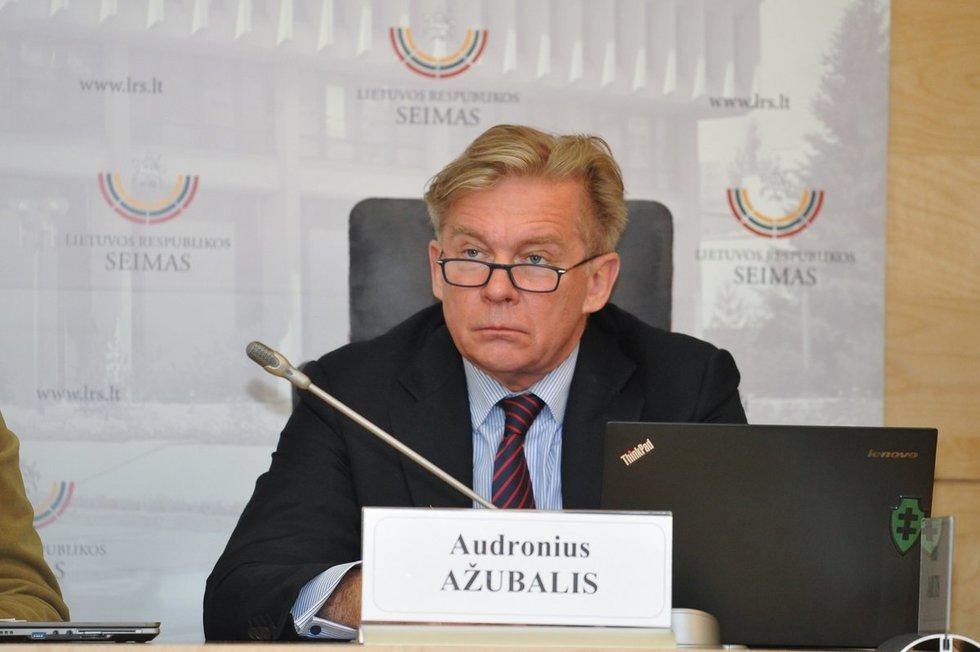 Audronius Ažubalis