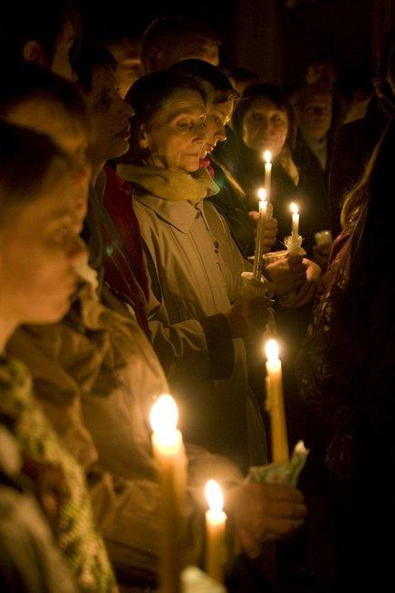 Šv. Kūčių vakaras (Nuotr. fotodiena.lt)