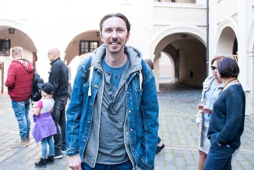 Marius Berenis (nuotr. Fotodiena.lt)