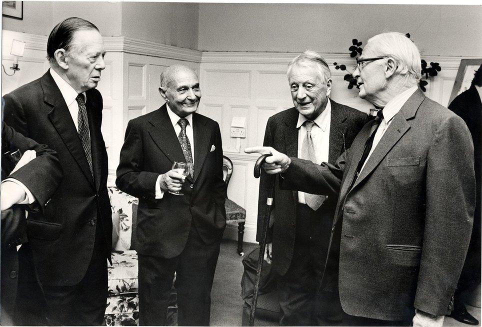 Juanas Pujolis Garcia (antras iš kairės) (nuotr. Vida Press)