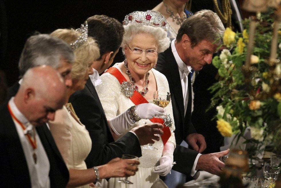 Karalienės Elizabeth