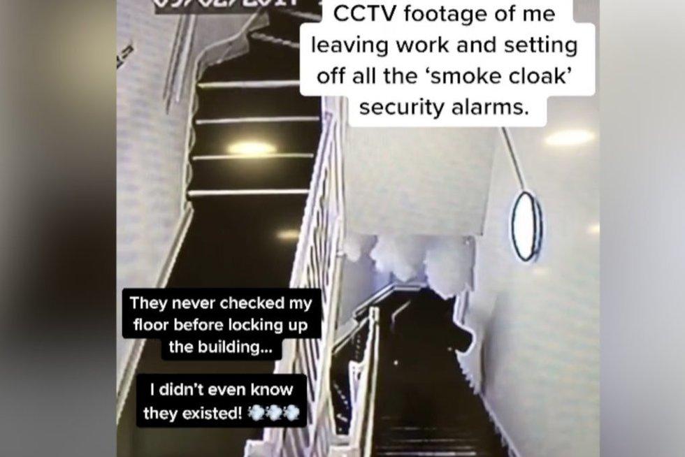 Dūmai (nuotr. stop kadras)