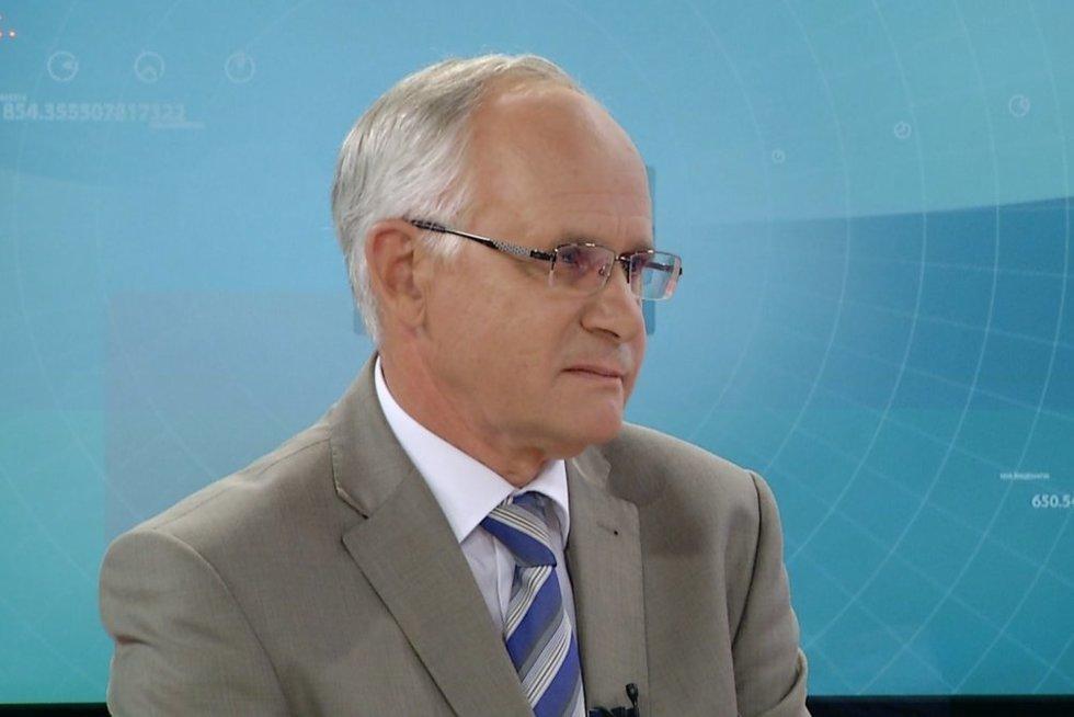 Algirdas Monkevičius (nuotr. stop kadras)