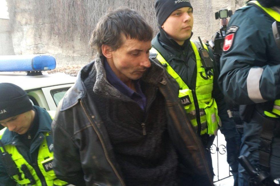 Du vaikus nužudęs vyras (nuotr. TV3)
