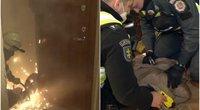 Farai. Bute įkalinta moteris šaukėsi pagalbos: išlaužus duris pareigūnai išvydo kraupų vaizdą (tv3.lt koliažas)