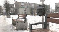 Visoje Lietuvoje tirpstantis sniegas atidengė ne kokį vaizdą (nuotr. stop kadras)