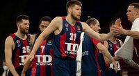 R. Giedraitis. (nuotr. Euroleague Basketball)