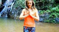 Milana Yoga (nuotr. asm. archyvo)