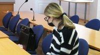 Lauko tualete pražudyto kūdikio byla: prabilo apie jauną motinos amžių ir menką patirtį (nuotr. TV3)