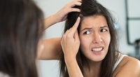 Plaukų problemos (nuotr. Shutterstock.com)