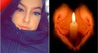 Gimdymo metu namuose mirusios jaunos merginos partneris atvirai papasakojo apie tai, kad gedi merginos ir liūdi dėl to, kad ji niekada nepamatys savo sūnaus (nuotr. facebook.com)