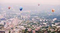 Oro balionai (nuotr. Fotodiena/Audrius Bagdonas)