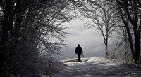 Sniegas (nuotr. 123rf.com)