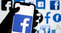 """""""Facebook"""" privalės šalinti įžeidžiančias žinutes (nuotr. SCANPIX)"""