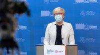 Vyriausybės spaudos konferencija (LRVK | Laima Penek)