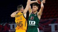 Rokas Giedraitis. (nuotr. Euroleague Basketball)