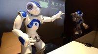 Viešbučiui teko vėl priimti atleistus žmones: robotai prastai dirbo (nuotr. SCANPIX)