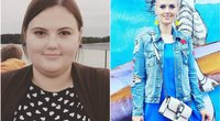 Viktorija Tarasenko atsikratė 80 kilogramų (tv3.lt fotomontažas)