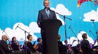 Kaune pasveikinti tūkstančiai mokytojų (nuotr. Organizatorių)