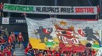 """Ketvirtosios LKL finalo rungtynės: """"Lietuvos rytas"""" – """"Žalgiris"""" (nuotr. Fotodiena.lt/Josvydo Elinsko)"""
