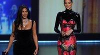 Kim Kardashian ir Kendall (nuotr. SCANPIX)
