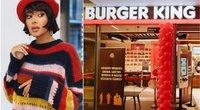 """Karolina Meschino prabilo apie """"Burger King"""" skandalą (tv3.lt fotomontažas)"""