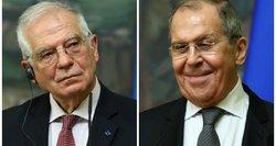 """Maskvoje """"gėdingai"""" apsilankiusiam Europos diplomatijos vadui ruošiamas atstatydinimas"""