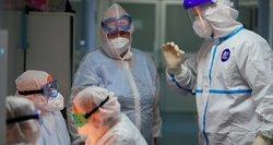 СOVID-19 atvejų skaičius pasaulyje viršijo 126,7 mln., mirė 2,77 mln. žmonių