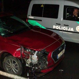 Vilniuje girtas vairuotojas pražudė dviratininkę