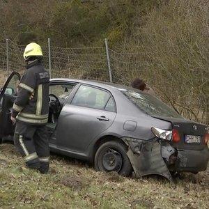 Aiškėja detalės apie avariją Klaipėda-Kaunas: sužeista ir vos 3 metukų mergytė