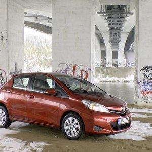 """Kokybė paprastume – naudoto """"Toyota Yaris"""" apžvalga"""