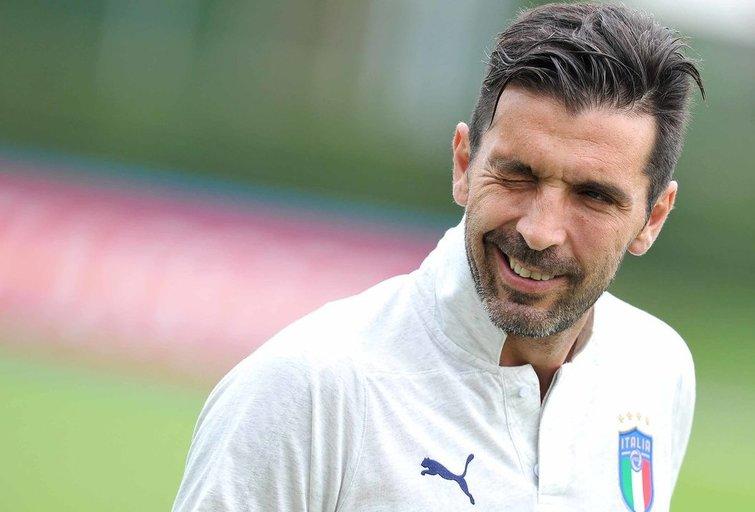 Gianluigi Buffonas (nuotr. SCANPIX)