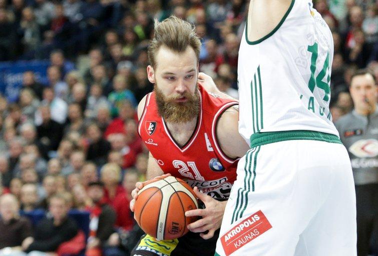 Antanas Kavaliauskas (nuotr. BFL / A. Ufartas)