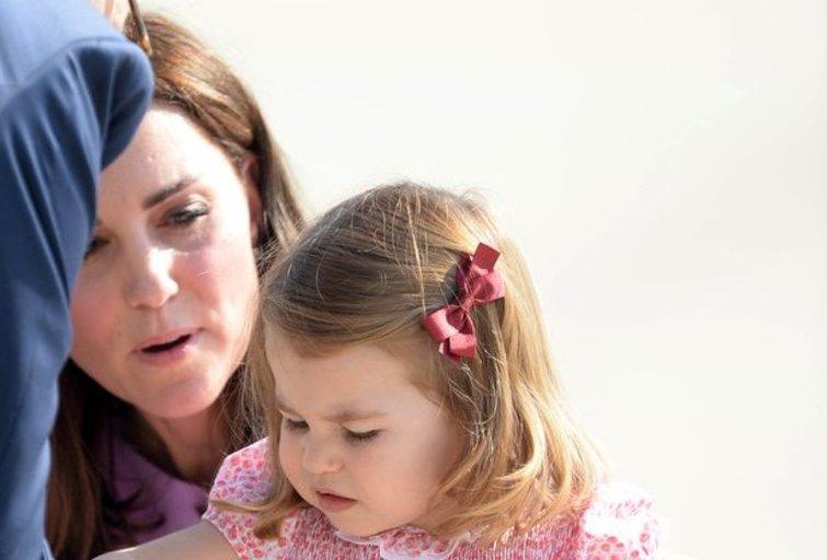 Karališki nesusipratimai: Kate Middleton neteko kantrybės (nuotr. Vida Press)