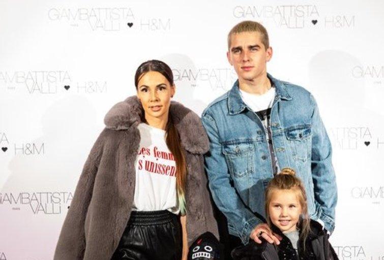 Montvydų šeima (Greta Skaraitienė/Fotobankas)