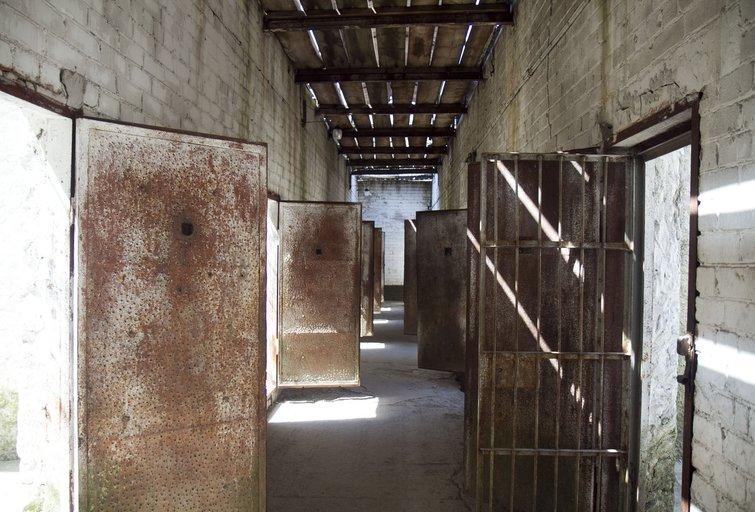 Lukiškių tardymo izoliatorius-kalėjimas. (nuotr. Balsas.lt/Ruslano Kondratjevo)