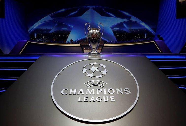 UEFA Čempionų lygos burtai (nuotr. SCANPIX)