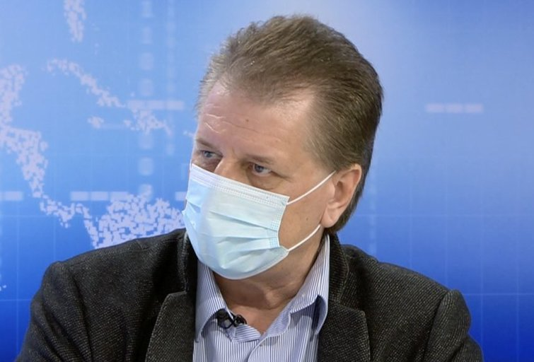 ULAC vadovas Saulius Čaplinskas