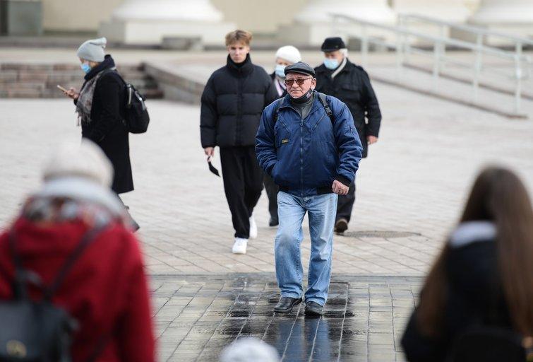 Žmonės (nuotr. Fotodiena/Justino Auškelio)