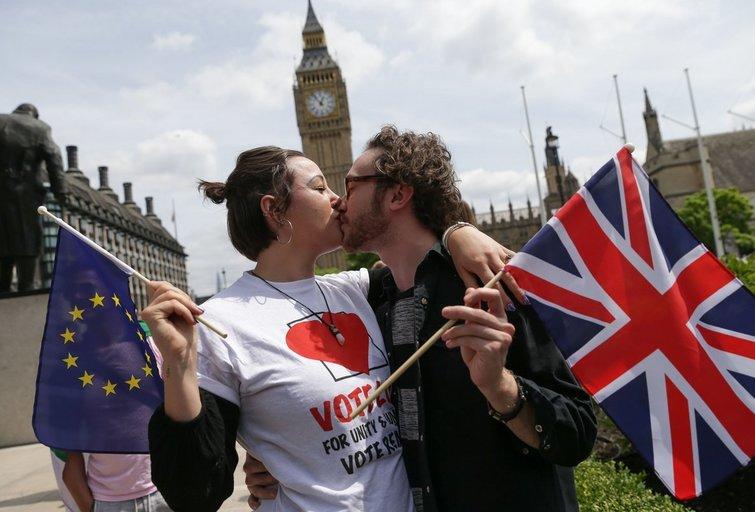 Britanija ir ES – skaičiai ir faktai (nuotr. SCANPIX)
