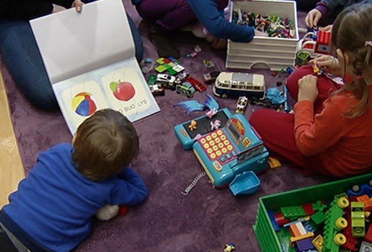 Vaikų priežiūra (nuotr. TV3)