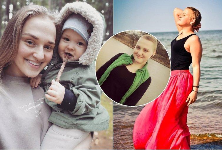 Evelina neteko mamos ir išgirdo vėžio diagnozę  (nuotr. asm. archyvo)