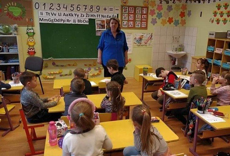 (Asociatyvi nuotr.) Širvintų pradinės mokyklos archyvo nuotr.